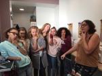 cours de couture ado encadré par émilie bechepois aux ateliers créatifs