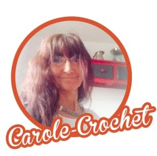 Carole Codden intervenante en crochet aux ateliers créatifs de villers cotterets
