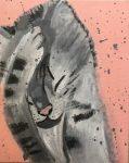 dessin réalisé en cours ado avec Coraline Van Butsele à Villers-Cotterets