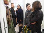 Inauguration de l'atelier de l'association les ateliers créatifs à Villers-Cotterêts