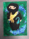 dessin de poupées kokeshi réalisés en cours enfants, encadré par Coraline Van Butsele, aux ateliers de Villers-Cotterêts.dessin de poupées kokeshi réalisés en cours enfants, encadré par Coraline Van Butsele, aux ateliers de Villers-Cotterêts.