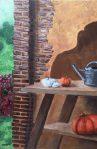 peinture réalisée aux ateliers creatifs de villers-cotterets