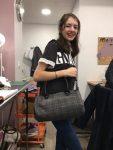 sac réalisé par angélique en cours de couture ado aux ateliers créatifs de villers-cotterets