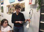 Stage design d'objet encadré par Sarah Morin aux ateliers créatifs de Villers-Cotterets