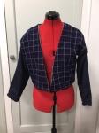 veste réalisée en cours de couture encadré par Emilie Bêchepois aux ateliers créatifs de Villers-Cotterets