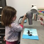 cours de dessin et peinture enfant aux ateliers créatifs de Villers-Cotterêts