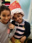 panier en tissu réalisé en cours de couture enfant, encadré par Emilie Bêchepois aux ateliers créatifs de villers-cotterets