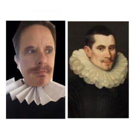 Portrait d'un homme, Frans Pourbus le jeune