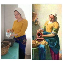 La laitière, Johannes Vermeer